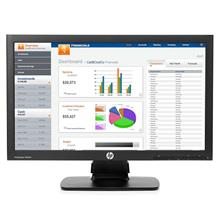 HP Wide 20 Inch Stock Monitor